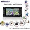 Liandlee For Toyota Ipsum Avensis Verso 2001 2009 Android Car Radio CD DVD Player GPS Navi