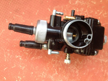 Brand new replacement OEM from Dellorto PHBG DS Black 21mm Racing Carburetor Carb