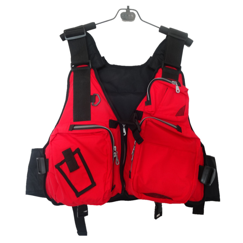 Online buy wholesale fishing life vest from china fishing for Fishing life jacket