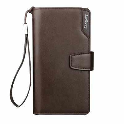 Дизайнерский бренд мужской кошелек из натуральной кожи короткий модный дизайн мужской кошелек из воловьей кожи мужской держатель для карт Carteira Masculina
