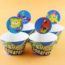 Grosir Spongebob Birthday Cake Gallery Buy Low Price Spongebob