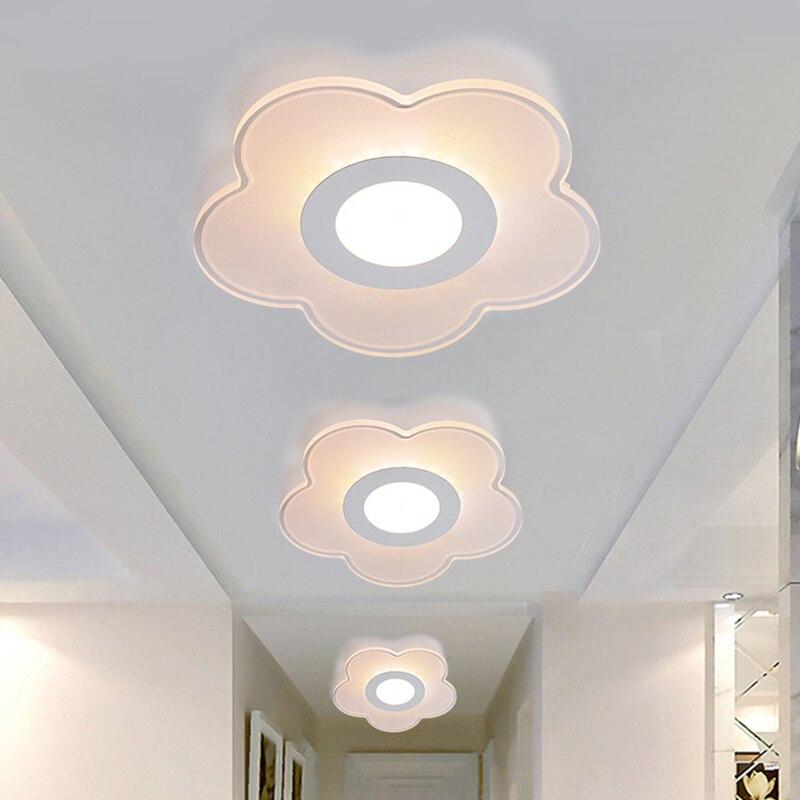 LAIMAIK LED Ceiling Light 8W 12W 24W Modern Surface Mounted Led Ceiling Lights AC85-265V Lighting for Living Room Ceiling Lamp цена