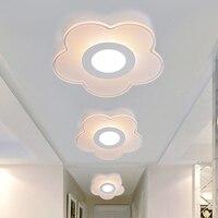 LAIMAIK LED Ceiling Light 8W 12W 24W Modern Surface Mounted Led Ceiling Lights AC85 265V Lighting