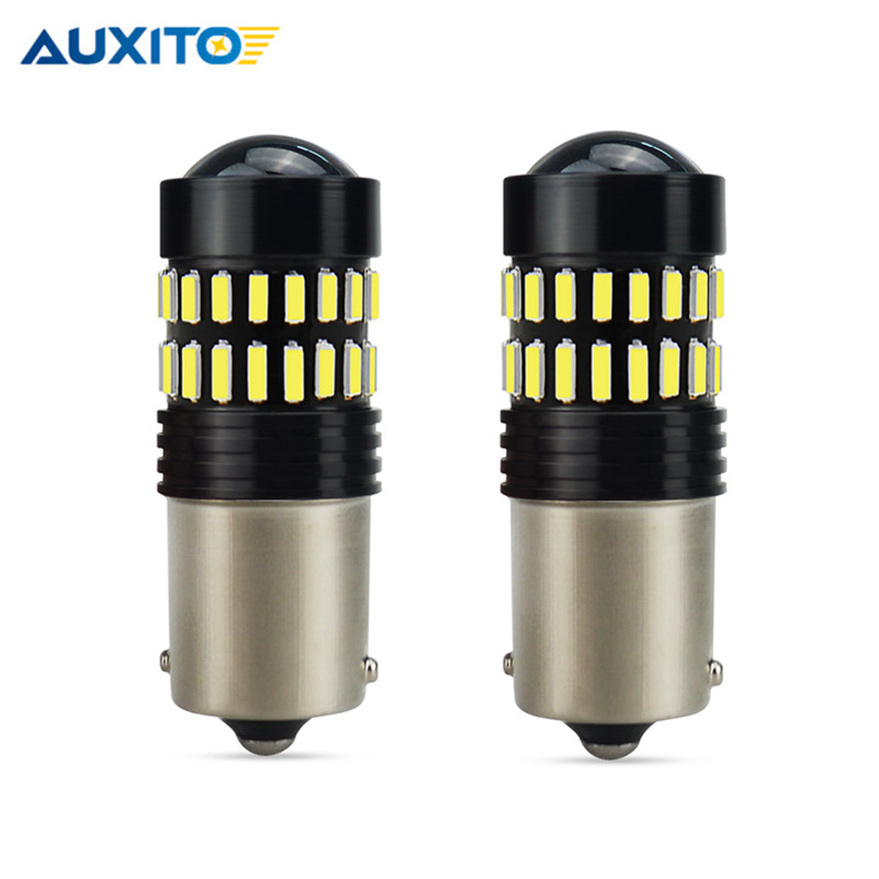 2pcs p21w led canbus 1156 turn brake light tail lamp p21w bulb 4014 smd for volkswagen vw polo. Black Bedroom Furniture Sets. Home Design Ideas