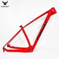 2017 Mtb Carbon Frame 29er 27 5er Frame Mountain Bike New Design THRUST Carbon Fiber Mountain2