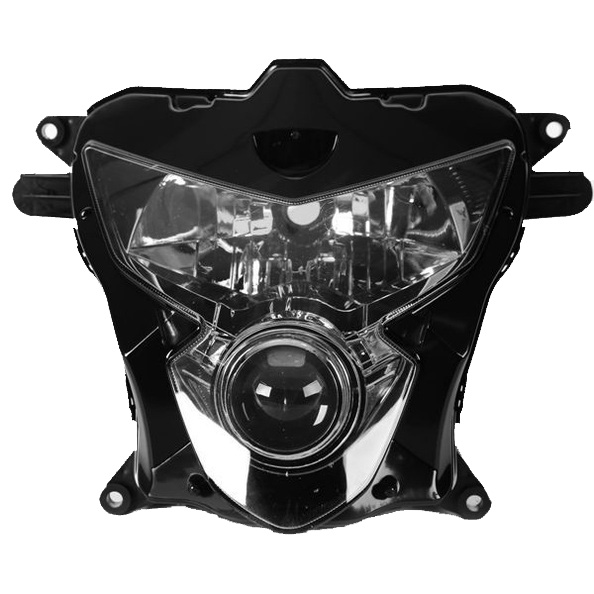 motorcycle replacement headlight head light lamp for. Black Bedroom Furniture Sets. Home Design Ideas