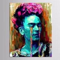 כניסות חדשות סיטונאי מפעל משלוח חינם מופשט קישוט בית אמנות קיר הדפסי הדפסות ציור איש לסלון