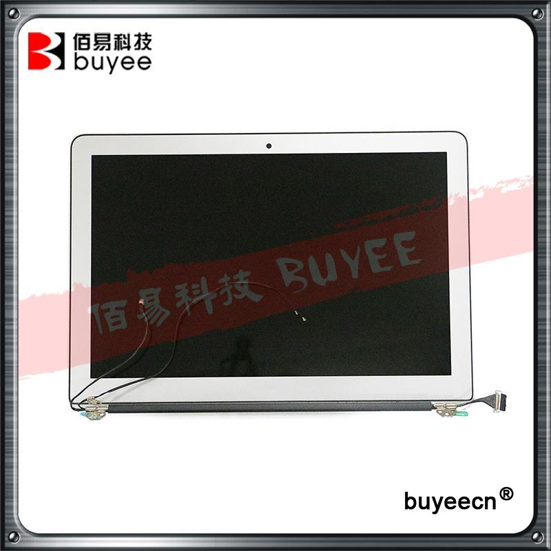 Genuine New 2013 2014 2015 A1466 Full LCD Screen Assembly For Macbook Air 13'' A1466 LCD Complete Display Assembly MD760 MJVE2 used original 13 inch a1237 lcd assembly for macbook air full complete 1304 lcd display screen assembly tested replacement