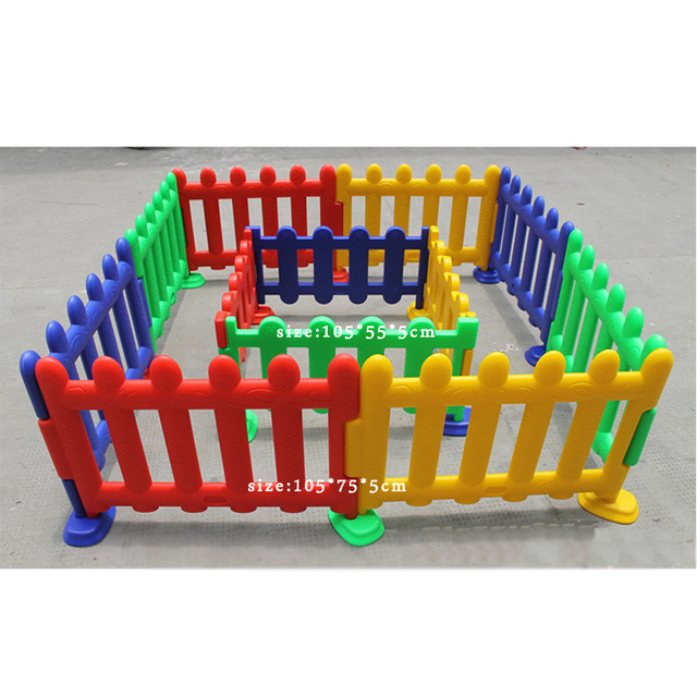kids indoor toy fence,baby playground park plastic fencing ball ...
