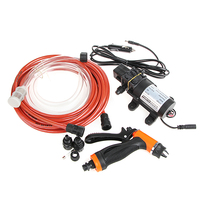 Portable 100W 160PSI High Pressure Car Electric Washer Wash Pump Kit 12V