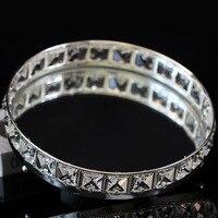 Ayna Kek Tepsi Yuvarlak Gümüş Kek Plaka Metal Cam Kek Tepsi Hizmet Otel Düğün doğum günü Partisi Olay Kek Tepsi Hizmet