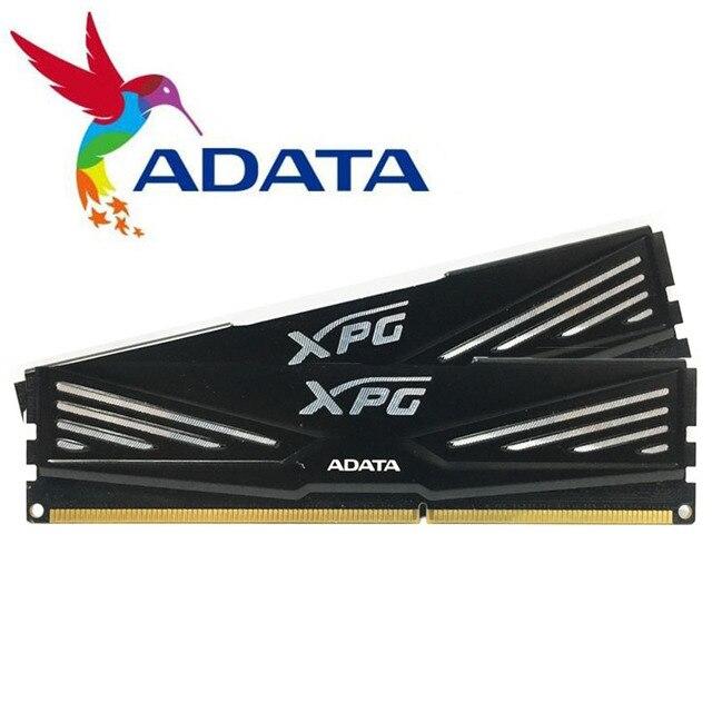 ADATA  PC Memory RAM Memoria Module Computer Desktop 4GB 8gb 4G  8g DDR3 PC3 1600Mhz  1600 MHZ 1600 RAM