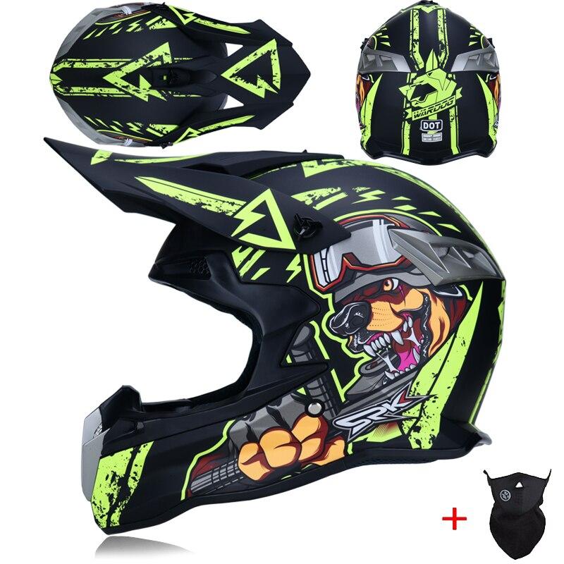 Motocross Helmet Off Road helmets Moto Motocicleta Casco Capacete Dirt Bike Casque