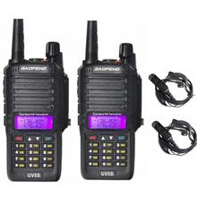 Baofeng UV5S Walkie Talkies FM Professional Ham Radios Portable waterproof 2800mAh battery Walkie-talkies