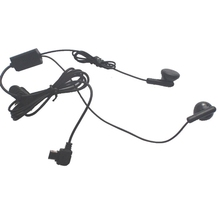 In Ear Earphone Earpiece Stereo Head Phone Micro USB Right Angle Plug Headphone Applicable for Smart