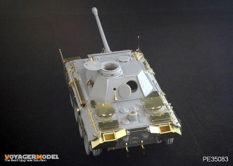 Panther D-tipo de atualização com peças de metal ataque (uso a Longo)