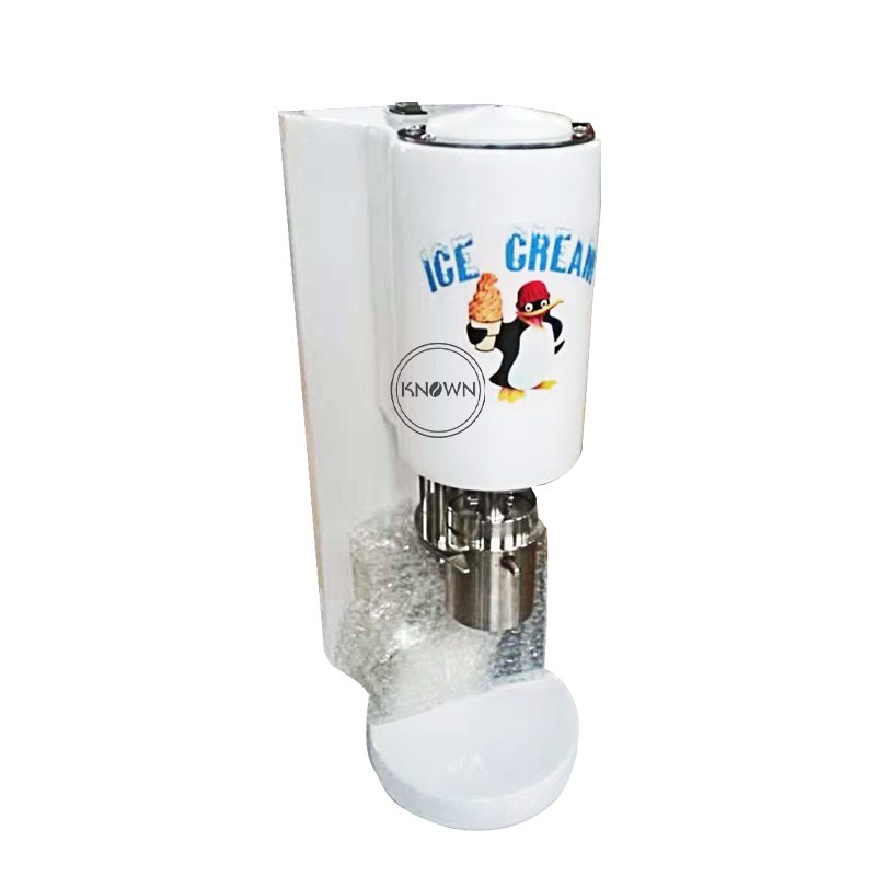 2019  New Design Factory Price Stainless Steel Noodle Ice Cream Machine Free Shipping By Sea