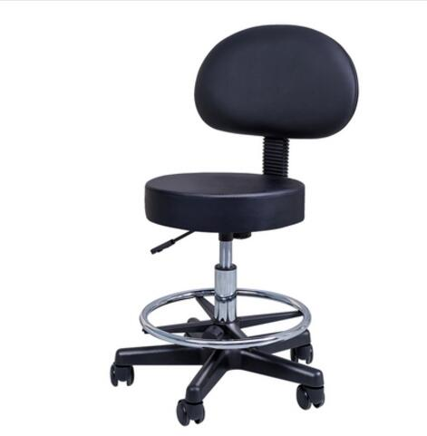 Rotary Chair Lift Salon Surgery Office Stool Barber Shop Pulley Work Chair Beauty Stool