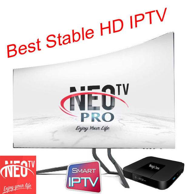 Aliexpress com : Buy Android tv box NEOTV Pro IPTV subscription arabic  french italian iptv code year 1800 channels 2000 movies from Reliable  Set-top