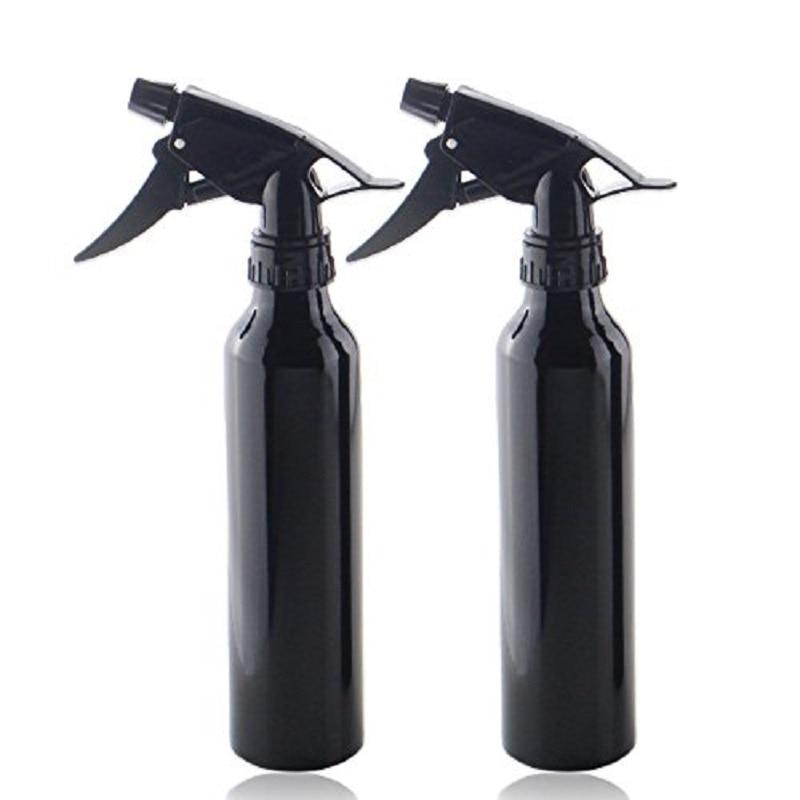 Tattoo & Körperkunst 2 Stücke Schwarz Marke Neue Aluminium 8 Unze Spray Flasche Für Tattoo Zubehör Versorgung Großhandel Attraktive Designs; Tattoo-zubehör