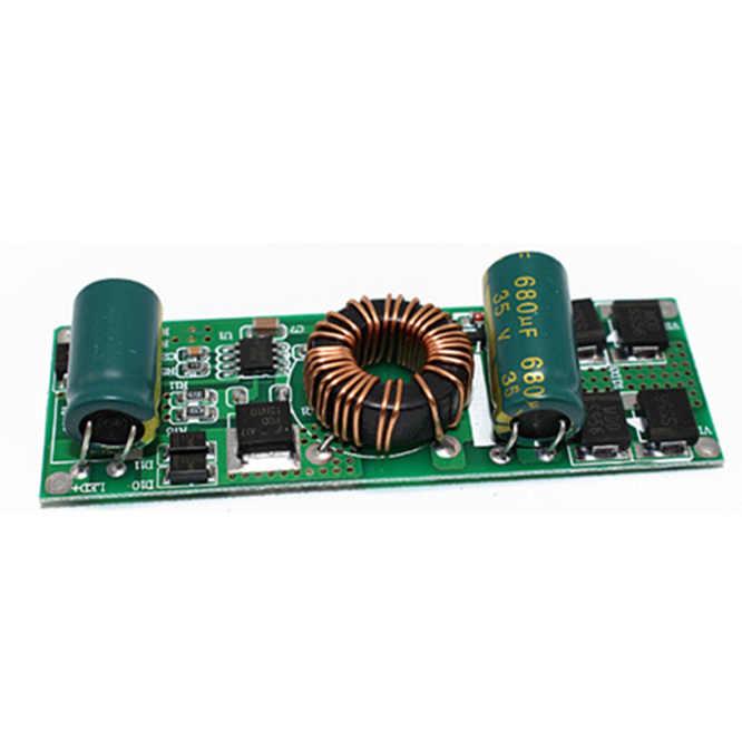 أدى سائق المدمج في إمدادات الطاقة 300mA (12-18) x1W AC/DC 12-24 V إلى DC 25 V ~ 80 V 8 W 12 W 18 W 20 W DIY الصمام لمبة مصباح الضوء JQ