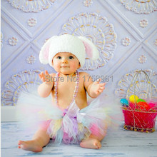 Cream Baby Hat, Crochet Bunny Hat Baby Beanie, Easter Photo Prop Pink Bunny Ears Hat, Toddler Bunny Rabbit Beanie