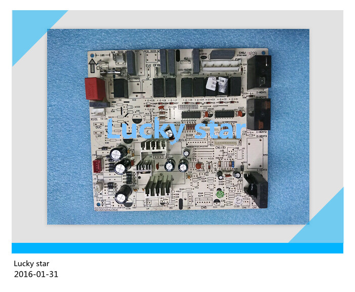 95% new for Gree Air conditioning computer board circuit board 30134152 4G53G GRJ4G-A1 good working 95% new used for air conditioning computer board circuit board 6871a20298j g 6870a90107a key board good working