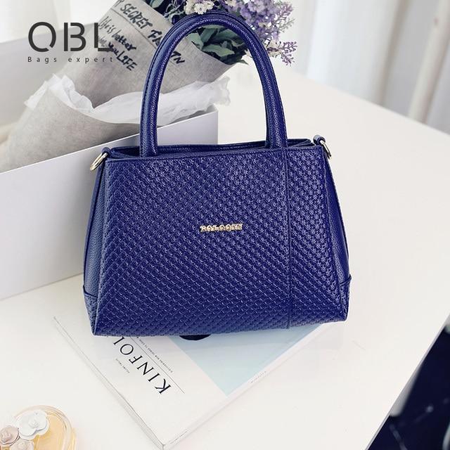 02cd2ccb8548 2017 Women Messenger Handbags Leather Handbags PU Shoulder Bag Fashion Crossbody  Tote Bags Bolsa Feminina Clutch
