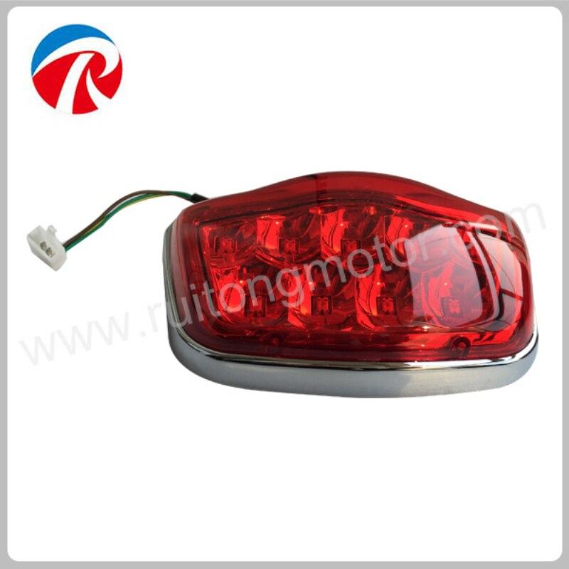 RL/FORZA/CLASSIC LX scooter traffic brake light
