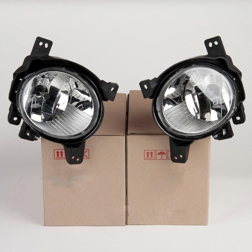 2010 Santa Fe Hyundai: For Hyundai Fog Light Set 2010 2012 Santa Fe L&R 92201