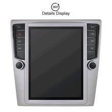 Estilo Tesla gran pantalla Android 7,1 reproductor multimedia para VW Passat Magotan CC 2007-2015 radio estéreo con navegación gps SIN dvd