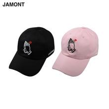 Fashion Embroidery Rose Caps Adjustable Cotton Hip Hop Polo Cap Snapback Unisex Men Women Baseball Caps Egg Hat Casquette gorras