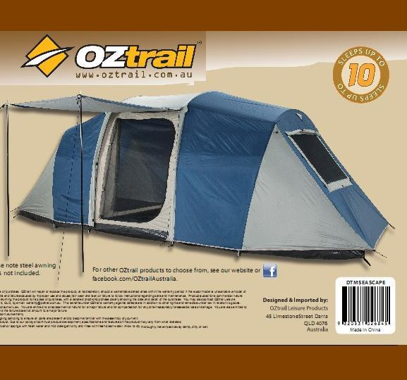 T2lPwmXbpaXXXXXXXX_!!1111245419 & Camping Tent OZtrail Seascape Dome Tent Family Tent 10 Person-in ...