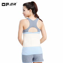 Oper Lumber Support Weight loss body sculpting Waist Corset Abdomen Slim Fit Belt Puerperal Women Shape Fitness remodeling CO-28