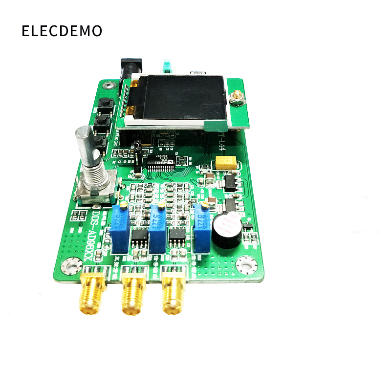 Image 3 - AD9851 High Speed DDS Module Function Signal Generator Send Program Compatible with 9850 Sweep Function-in Demo Board Accessories from Computer & Office