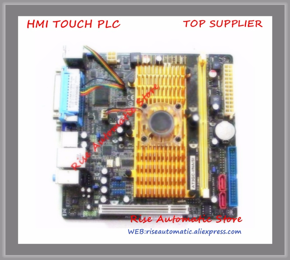AT3GC-I NA SI 945GC Dual Core Atom 330 Low Energy Mini Board 17*17 AT3GC-I/NA/SI board флип кейс ecostyle shell для lenovo s650 черный page 2