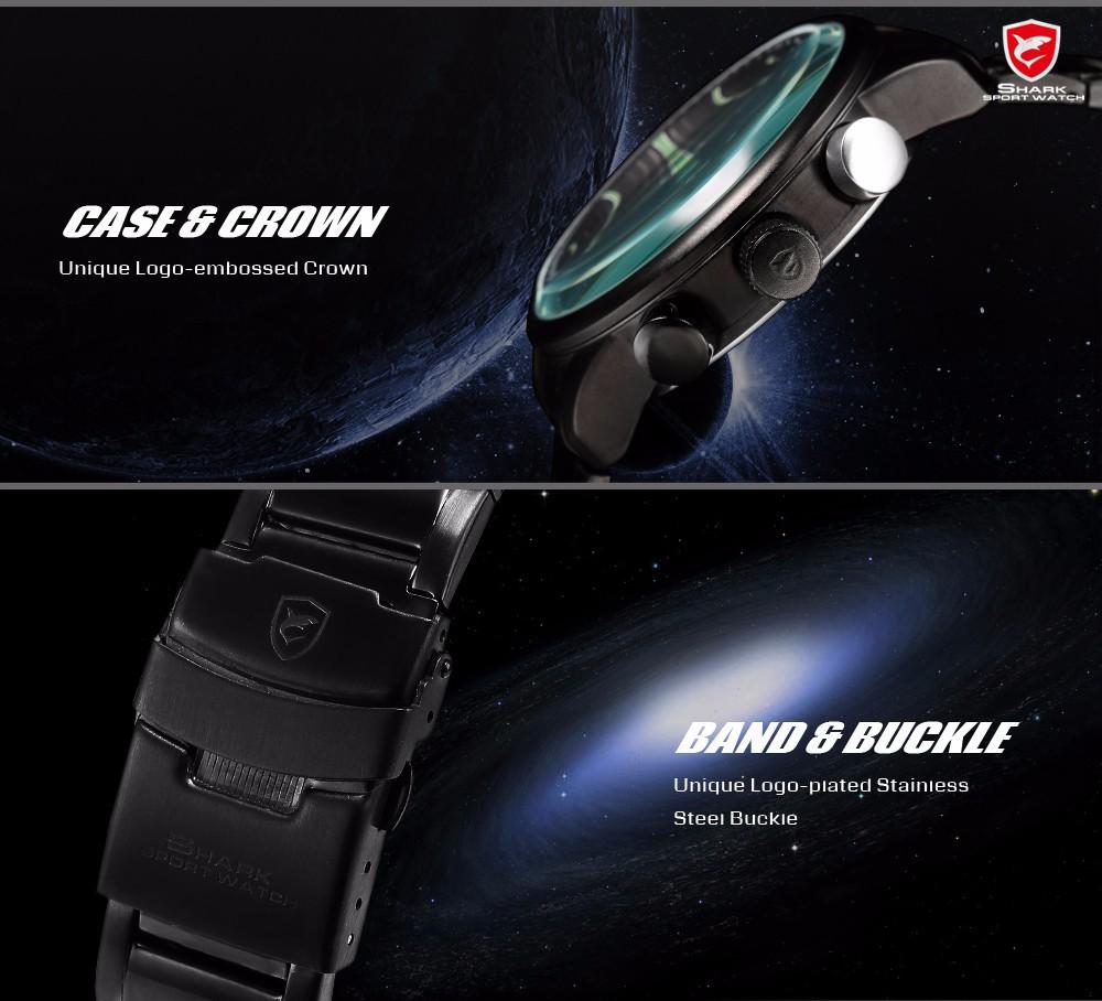 HTB1rnDuHpXXXXahapXXq6xXFXXX8 - Gummy Shark Sport Watch - White /SH371