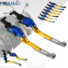 For Honda CB600F 2007-2013 2008 2009 2010 2011 2012 2013 Motorcycle Accessories Foldable Extendable Brake Clutch Levers все цены