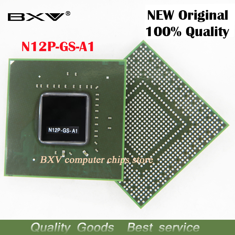 N12P-GS-A1 N12P GS A1 100% new Original Chipset for laptop free shipping with full tracking message
