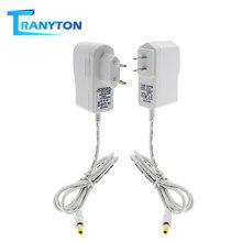 DC12V güç adaptörü beyaz kabuk AC100-240V aydınlatma Transformers çıkış 12V 1A / 3A güç kaynağı dönüştürücü LED şerit ışık için