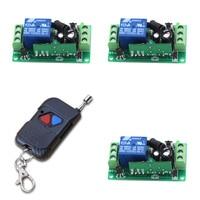 New 24V 9V 12V 1CH Wireless Remote Control Switch System Gate Door Opener Operator Remote Control