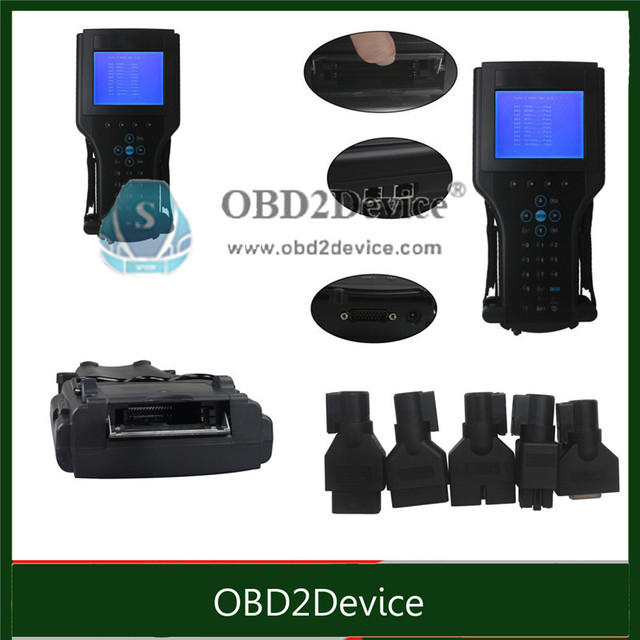 New GM tech2 scanner With TIS 2000 Software +32MB Card For (SAAB OPEL GM ISUZU SUZUKI HOLDEN) Tech 2 Scanner Diagnostic Tool