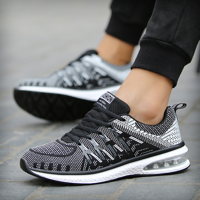 Woman 6 Gym Outdoor Athletic 46OffBuy Running Shoes Jogging Walking Sport Us21 2018 Sneakers Cushioning Man Air Unisex DE2YIWH9