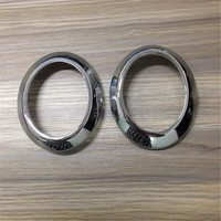 STARPAD For Hyundai Sonata bright circle decorative frame fog cover plating ring