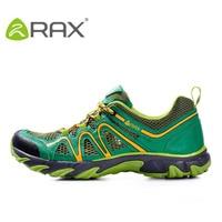 Rax Men Aqua Shoes Mesh Breathable Upstream Shoes Summer Outdoor Camping Hiking Shoes Cushion Sneakers Professional Aqua Shoes