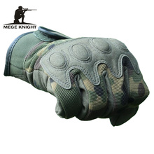 Армейские камуфляжные тактические перчатки, военное снаряжение, тактическое снаряжение, страйкбол, пейнтбол, мужские перчатки для поезда, боевые перчатки