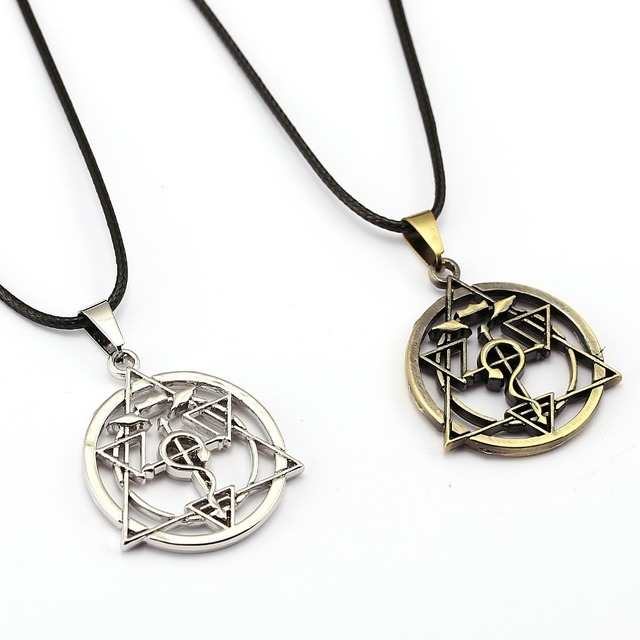 Fullmetal Alchemist Choker Necklace