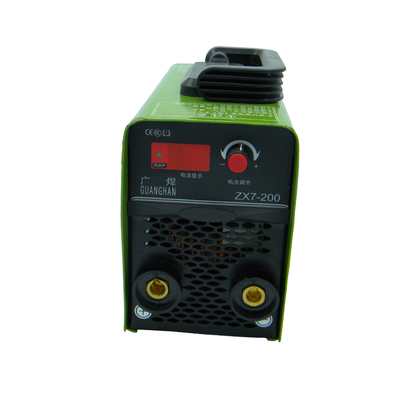 New IGBT Inverter DC Electric Welding Machines ARC 200 MMA Stick Metal Welder Auto Machine Suit for 3000w Generator