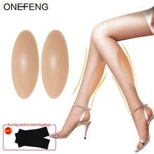 Onefengシリコーン脚オンレーシリコーンふくらはぎパッド曲がったためまたは細い脚ボディ美容工場直接供給脚シリコーン