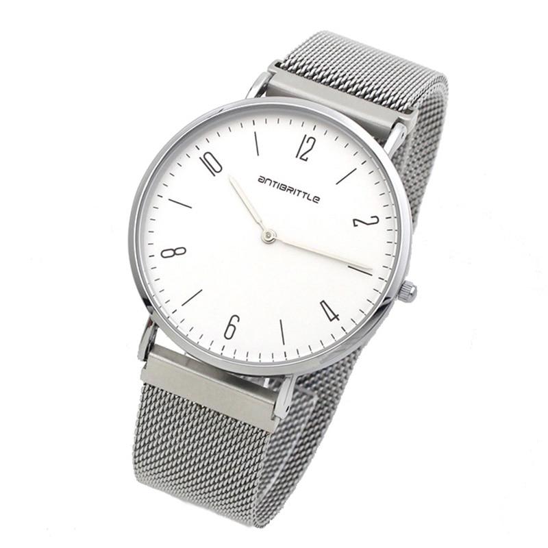 Japan Quartz Black Luxury Watch Women Men Super Thin Leather Mesh Stainless Steel Magnet Strap Wristwatch Waterproof Antibrittle Buy One Give One Quartz Watches